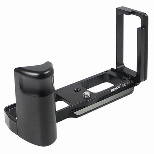 MENGS 올림푸스 E-M5 Mark II용 L플레이트 핸드그립 (해외구매)_이미지
