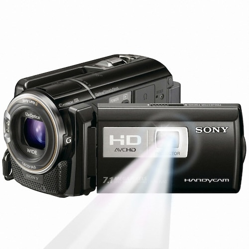 SONY HandyCam HDR-PJ50 (16GB 패키지)_이미지