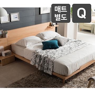 잉글랜더  마네 평상형 침대 Q (매트별도)