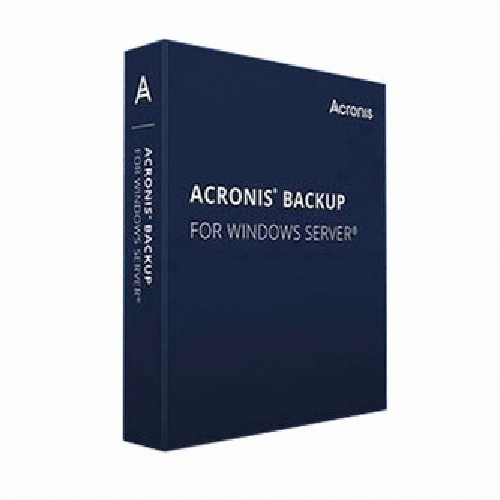 Acronis Backup for Windows Server (기업용)