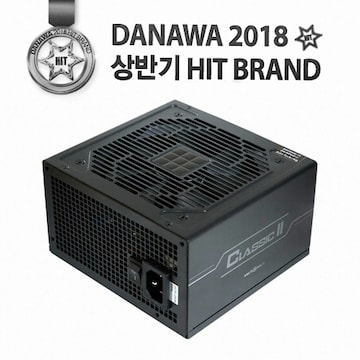 마이크로닉스 Classic II 500W +12V Single Rail 85+