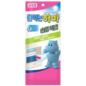 옥시레킷벤키저 물먹는하마 슬림 교체용 150g (1개)