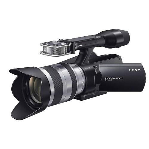SONY HandyCam NEX-VG10 (18-200mm 렌즈)_이미지