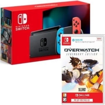 Nintendo 닌텐도 스위치 배터리개선 1인용 게임타이틀 패키지