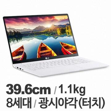 LG전자 2018 그램 15ZD980-HX70K (SSD 1TB)