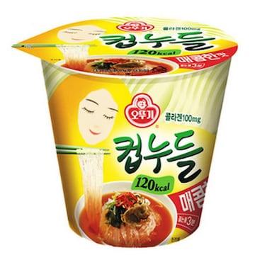 오뚜기 컵누들 매콤한맛 37.8g