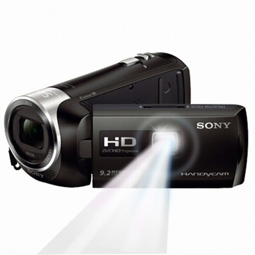 SONY HandyCam HDR-PJ240 (기본 패키지)_이미지