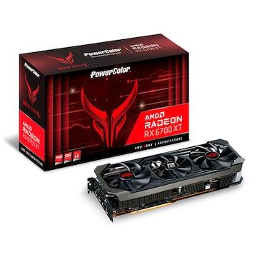 PowerColor 라데온 RX 6700 XT Red Devil D6 12GB_이미지