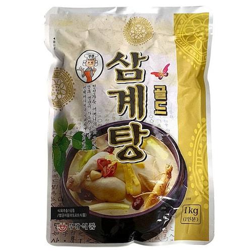 부광식품  대빵 삼계탕 골드 1kg (1개)_이미지