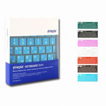 카라스 파인피아 삼성 노트북 컬러 키스킨