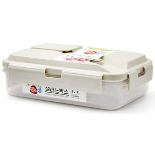 코멕스 칸칸마다 건강을 담은 샐러드박스 1.1L(1개)