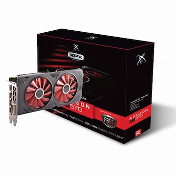XFX  라데온 RX 570 RS OC D5 4GB