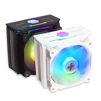 잘만 CNPS10X OPTIMA II RGB (WHITE)_이미지