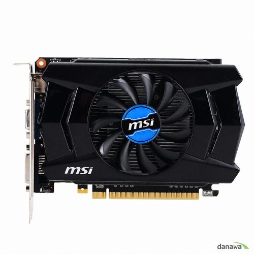 MSI ������ GTX750 Ti OC �? �Ƹ� D5 2GB V1 �����ڽ�