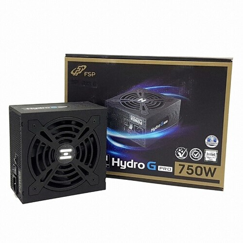 FSP HYDRO G PRO 750W 80PLUS Gold Full Modular_이미지