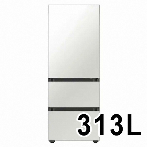 삼성전자 비스포크 김치플러스 RQ33R7412AP (2020년형)(글라스)