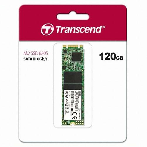 트랜센드 MTS820S M.2 2280 (120GB)