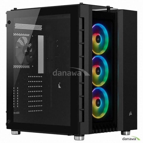 CORSAIR CRYSTAL SERIES 680X RGB (블랙)_이미지