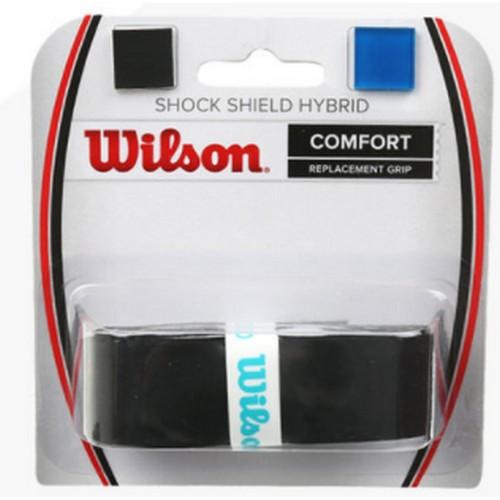 윌슨 쇼크 쉴드 하이브리드 그립 WRZ4207BK(1개)