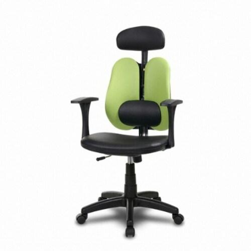 체어클럽 요추플러스i5-2 헤더형 사무용 의자 (메쉬등판)_이미지