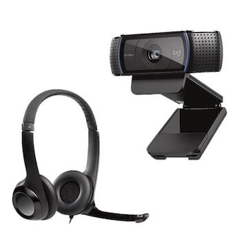 로지텍 C920 PRO HD+H390 (정품)