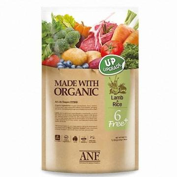 ANF 유기농 6Free 플러스 양고기&쌀(5.6kg)