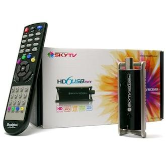 스카이디지탈 SKYTV HD6 USB mini_이미지