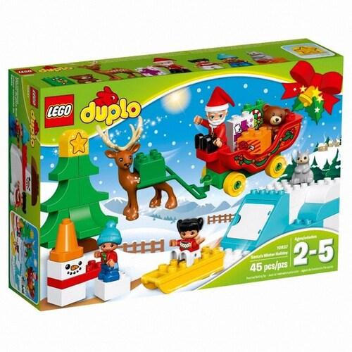 듀플로 산타의 크리스마스 (10837)