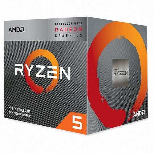 AMD 라이젠 5 3400G (피카소)(정품)