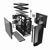 Fractal Design  Vector RS Dark 강화유리