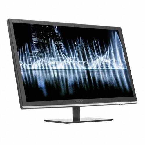 자비오씨엔씨 엑사비오 X3200EWH HDMI 강화유리 무결점_이미지