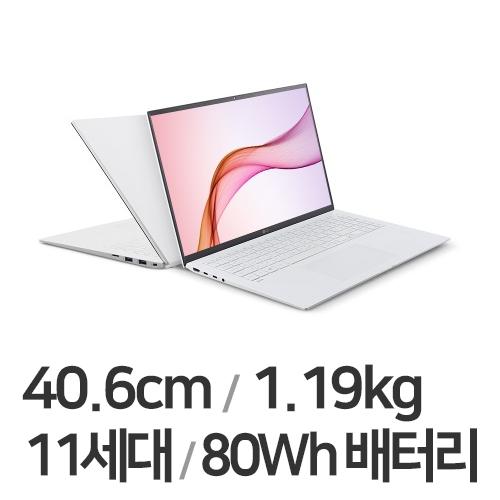 LG전자 2021 그램16 16ZD90P-GX50K(SSD 256GB)