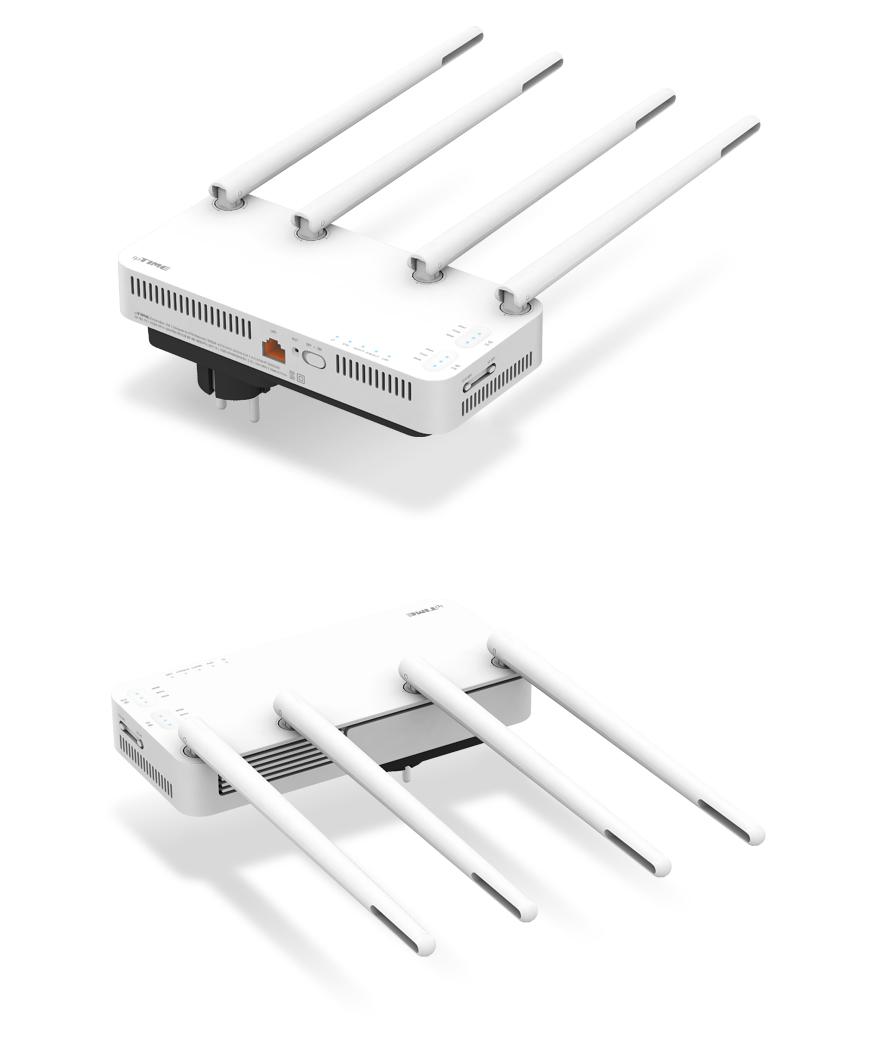 EFM ipTIME Extender-A8 무선확장기
