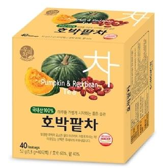 송원식품 호박팥차 40T (1개)_이미지