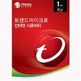 TrendMicro 인터넷 시큐리티 10 (1PC 2년)