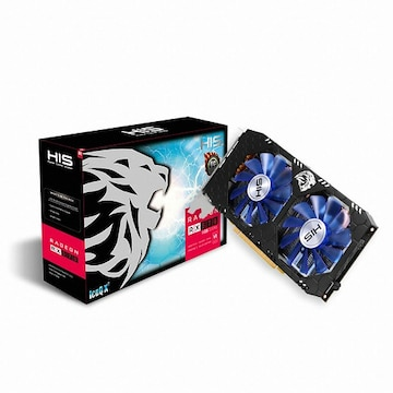 옥션 HIS 라데온 RX 570 IceQ X2 Turbo D5 8GB (217,650/2,500원)