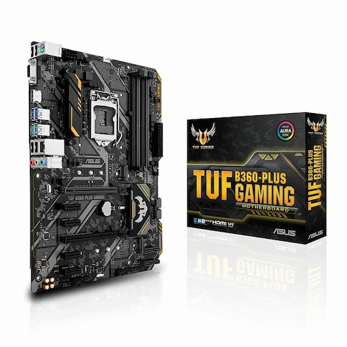 ASUS TUF B360-PLUS GAMING 아이보라_이미지