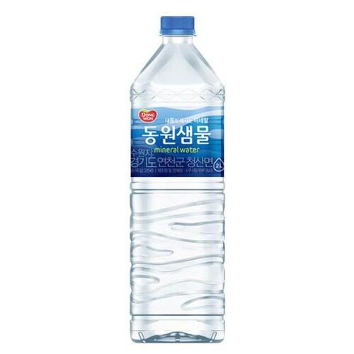 동원F&B 동원샘물 2L (30개)_이미지