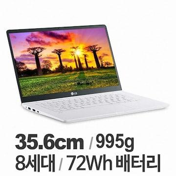 [쿠폰할인] LG전자 2019 그램 14ZD990-GX50K