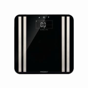 퓨전에프앤씨  핏코치 팻스케일 PRO 체지방 체중계 (블랙)