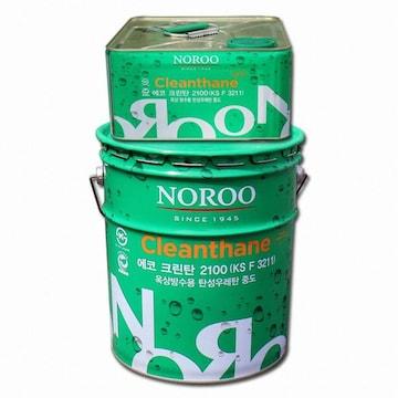 노루페인트 에코 크린탄 2100 2액형 중도(20kg)