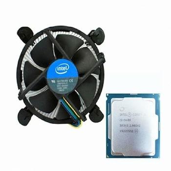 인텔 코어i5-9세대 9400 (커피레이크-R) (벌크 + 쿨러)