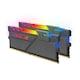 GeIL DDR4 16G PC4-25600 CL22 EVO X II AMD Gray RGB_이미지