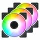 Fractal Design Prisma AL-12 (3PACK)_이미지