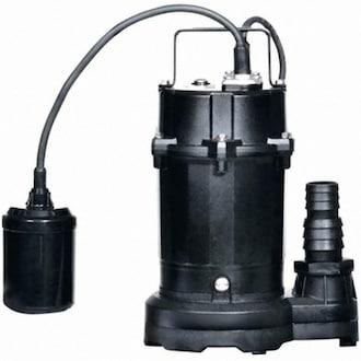 한일전기 배수용 자동 수중펌프 IP-217-F_이미지
