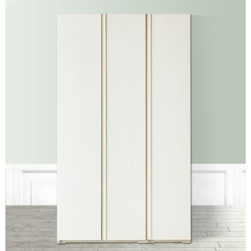 올리앤올슨 파로마 레디 옷장세트 1단+2단행거형 (120cm)_이미지