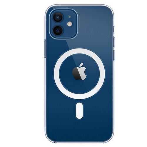 APPLE 아이폰12/프로 맥세이프 투명 케이스 (정품)