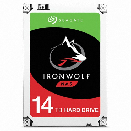 Seagate IronWolf 7200/256M (ST14000VN0008, 14TB)