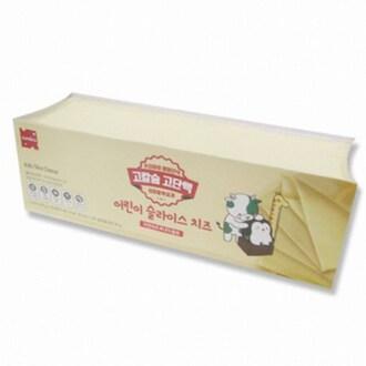 썬리취 어린이 슬라이스 치즈 1.8kg (1개)_이미지