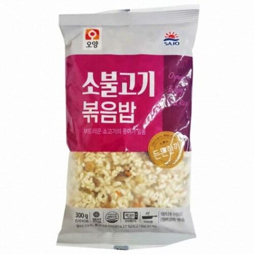 오양식품  소불고기 볶음밥 300g (1개)_이미지